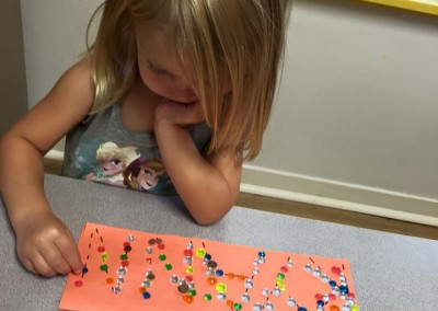 Learning your name with Crafts